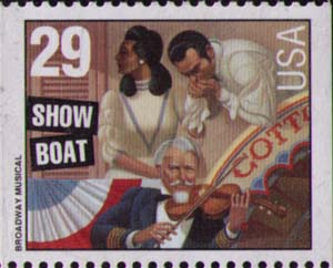 «Show boat»