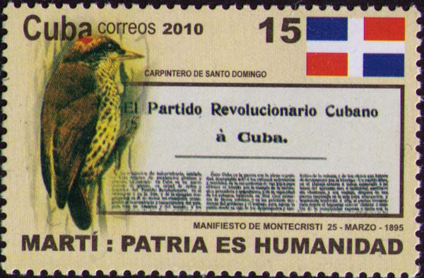Montecristi Manifesto, Woodpecker and Dominican Republic