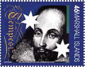 William Shakespeare and Federation Stars