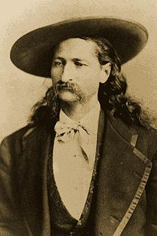 Hickok James Butler (1837—1876)