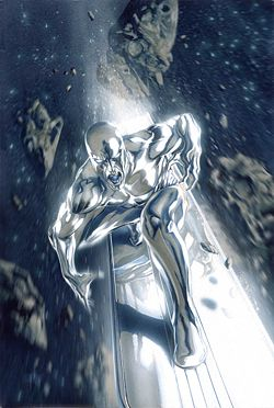 The Silver Surfer / Norrin Radd
