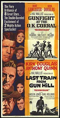 «Gunfight At The O.K. Corral»