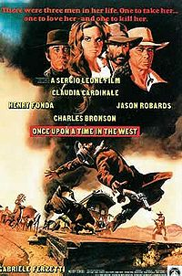 «Once Upon a Time in the West» («C'era una volta il West»)