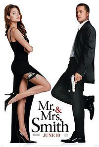 «Mr. & Mrs. Smith»