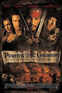 «Pirates of The Caribbean: Curse of The Black Pearl»