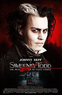 «Суини Тодд, демон-парикмахер с Флит-стрит» («Sweeney Todd: The Demon Barber of Fleet Street»)