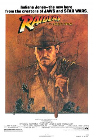«Raiders of the Lost Ark»