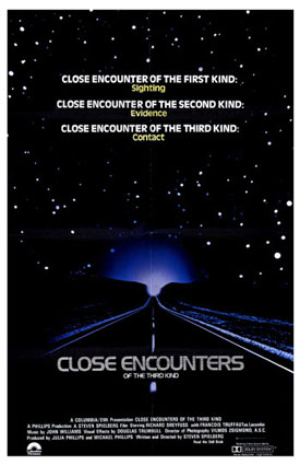 «Close Encounters of the Third Kind»