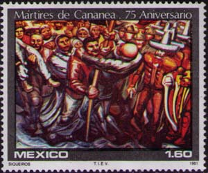 «Martyrs of Cananea»
