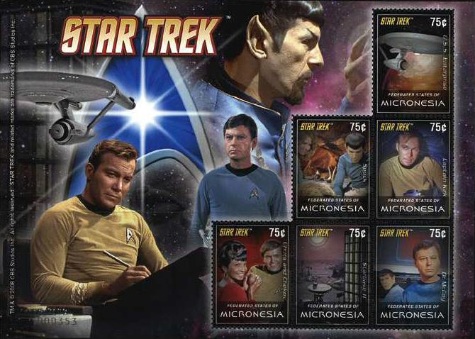 Characters of «Star Trek»