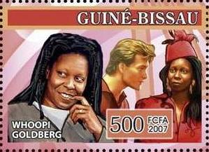 Whoopi Goldberg in «Ghost»