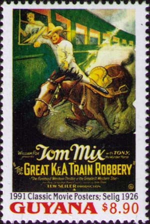 «The Great K & A Train Robbery»