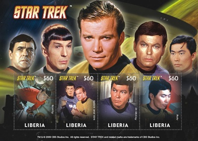 Characters from «Star Trek»