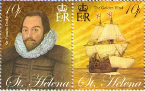 Francis Drake, «The Golden Hind»
