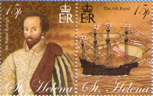 Walter Raleigh, «The Ark Royal»