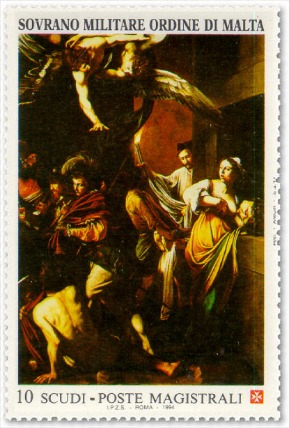 Seven Works of Mercy (1606—1607)