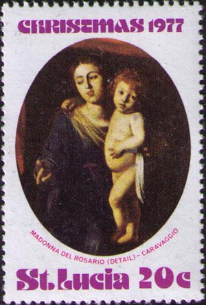 Madonna of the Rosary (c.1606—1607)