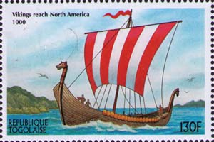 Vikings reach North America