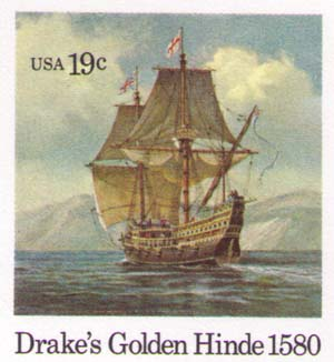 «Golden Hind»
