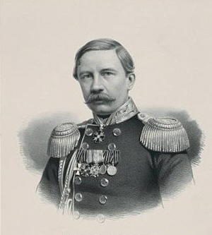 Butakov (Бутаков) Grigory Ivanovich(1820—1882)