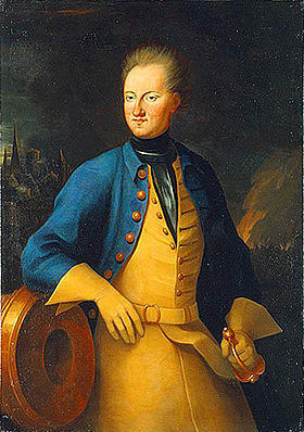 Карл XII (Karl XII) (1682—1718)