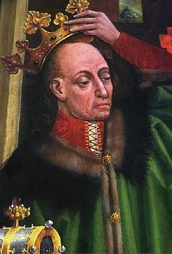 Jogaila, later Władysław II Jagiełło (b. about 1348; died 1 June 1434)