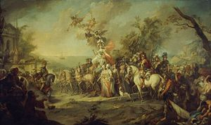 1768/1774. Russo-Turkish War