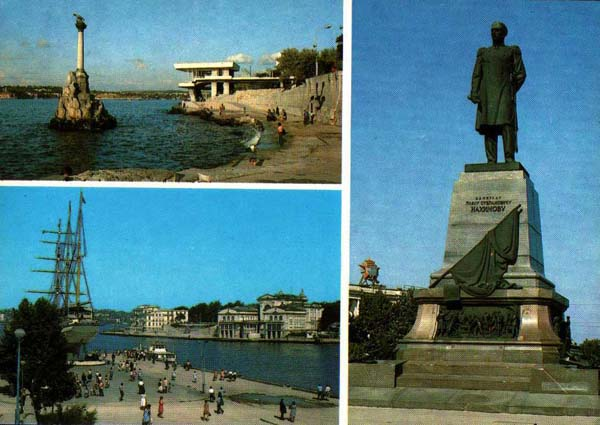 Monuments of The Siege of Sevastopol