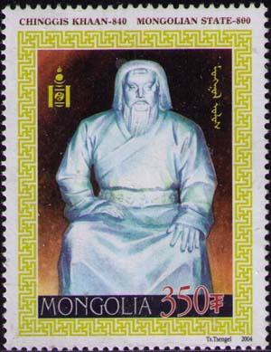 Statue of Genghis Khan